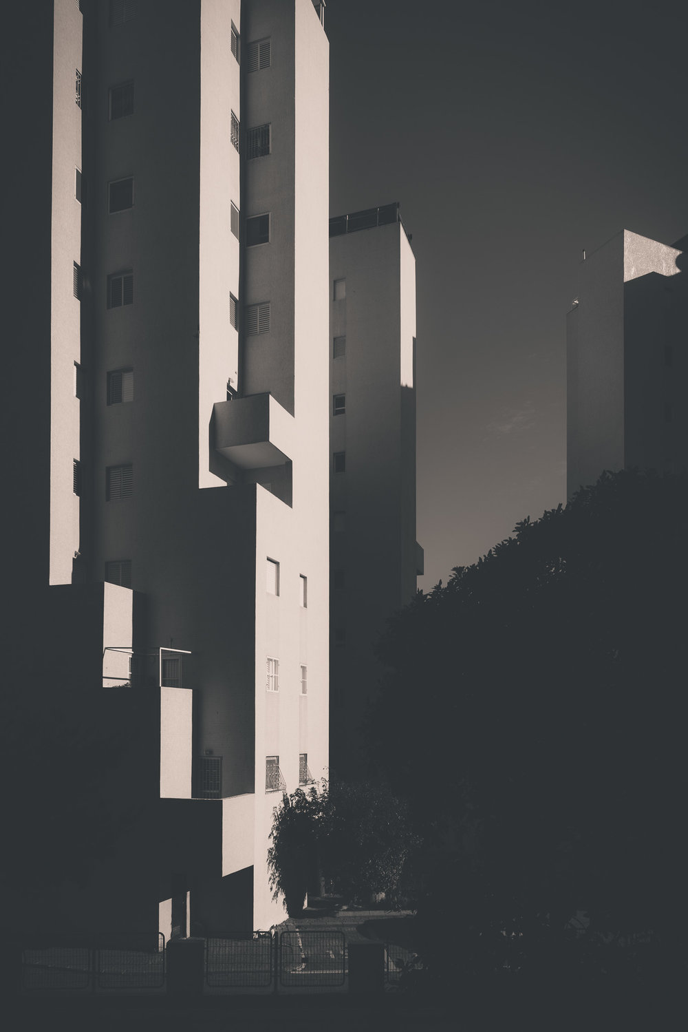 Housing estate - Netanya, Israel