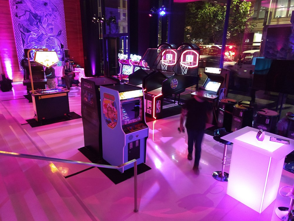 OPAV providing Lighting & Audio for a corporate party