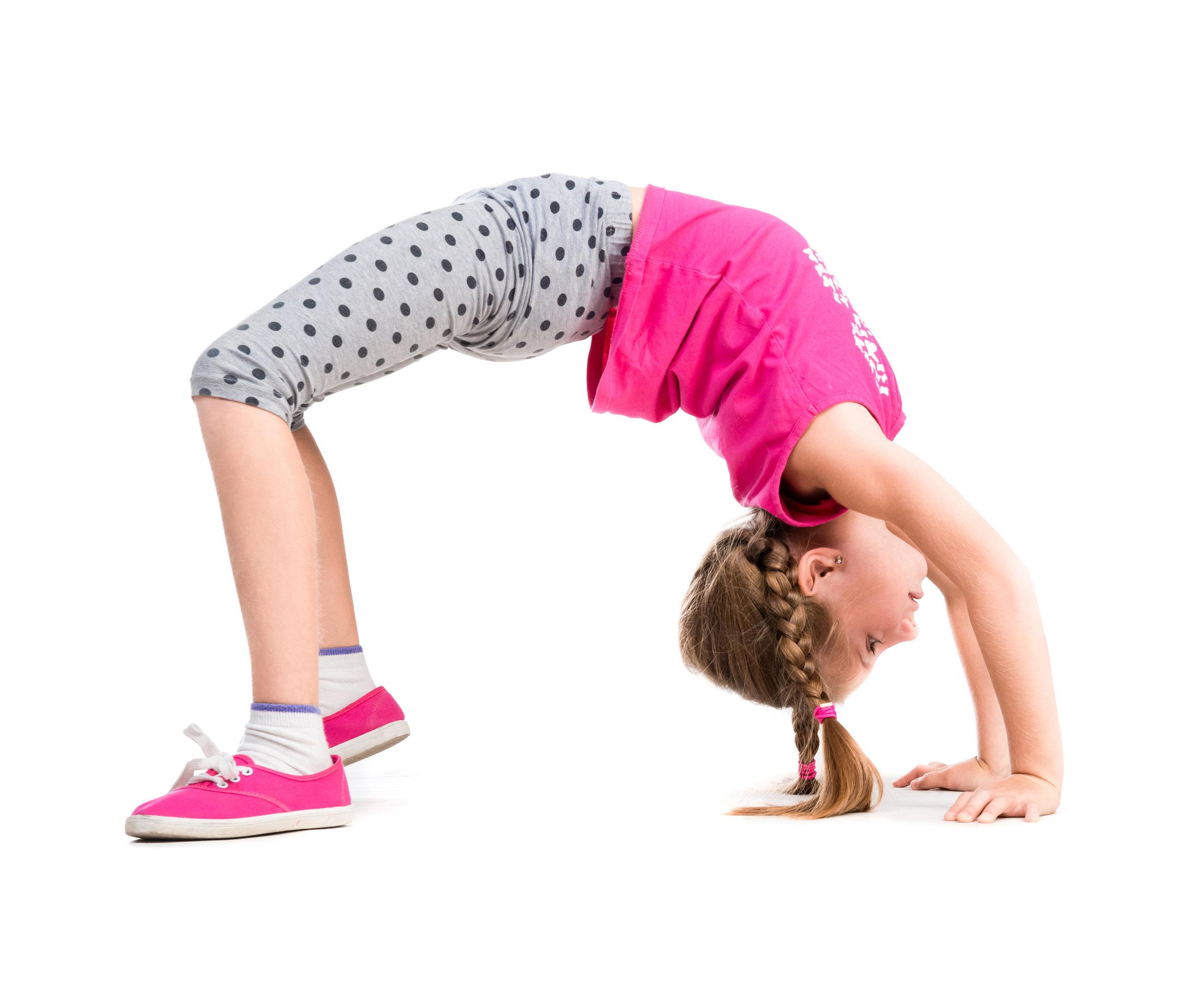 Упражнение мостик картинки для детей