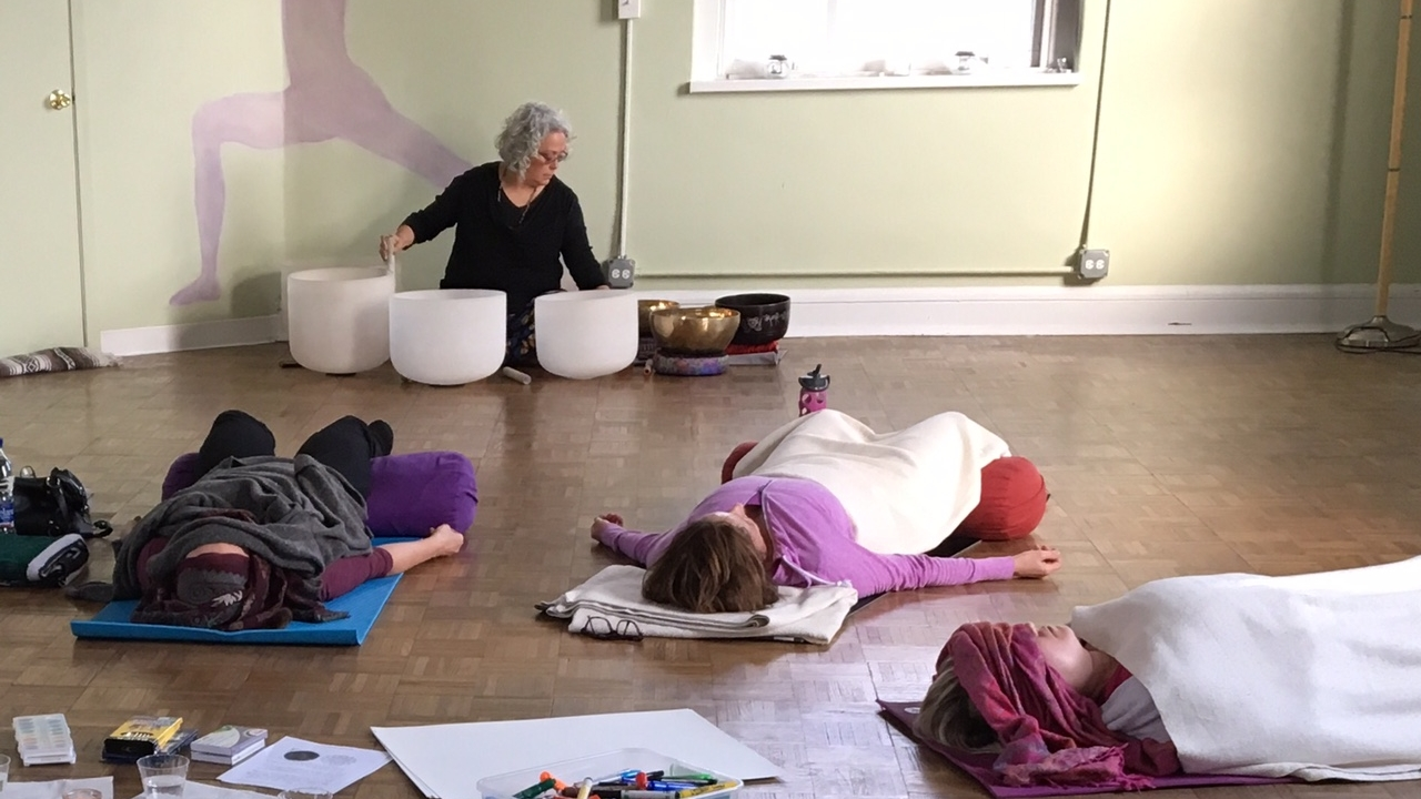 CANCELLED - Yoga Nidra & Sound Healing | Yoga Among Friends