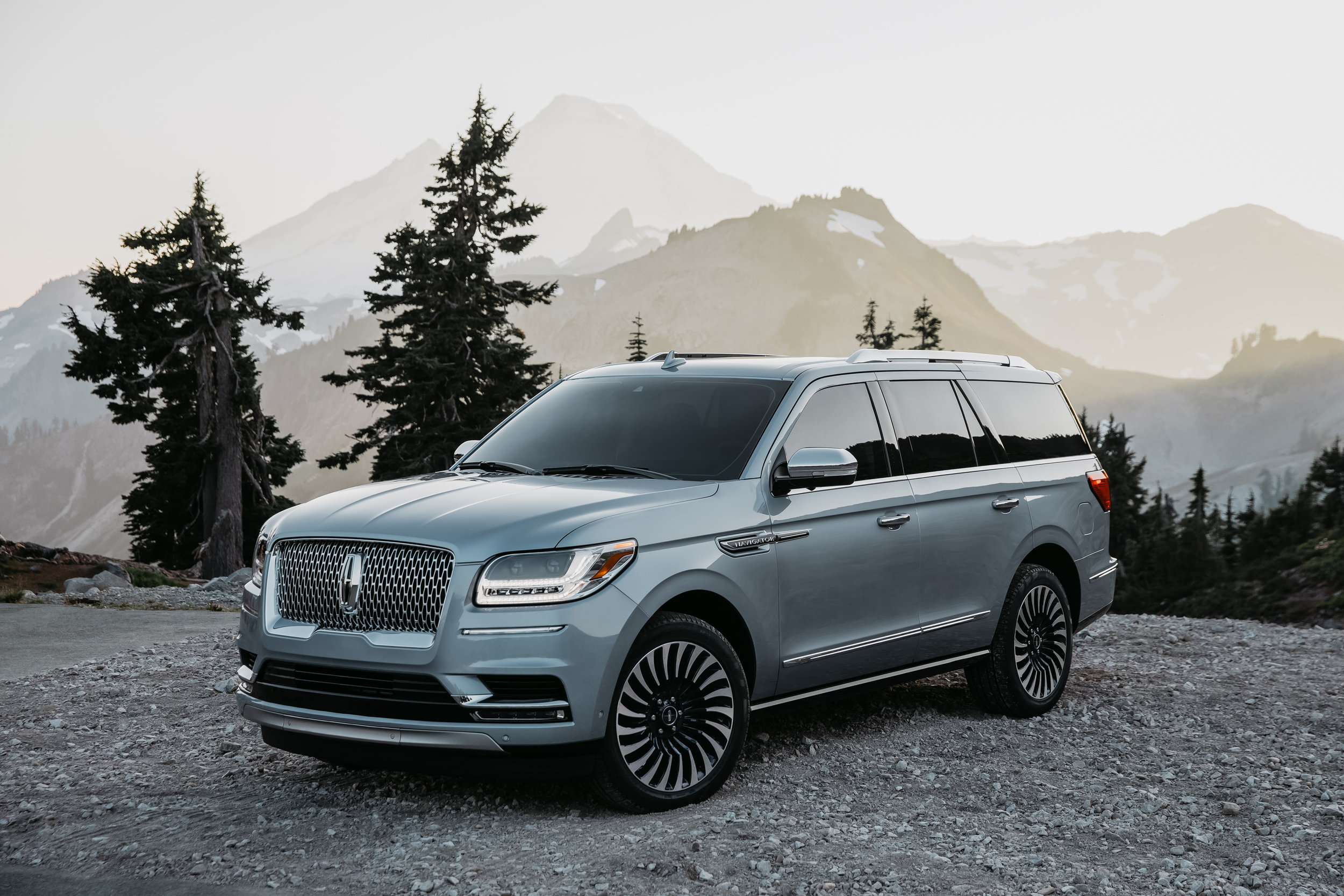 The Lincoln Motor Company 2018 Navigator Launch Mike Seehagel