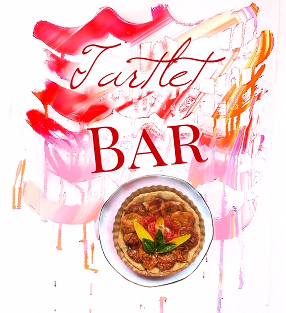 Next Tartlet Bar Soirée - Spring Studio Dinner SoiréeAt Austin Press Studio's in San FranciscoF E A S TC A T C H .A. G L O WA D O R N . T H Y S E L F&. H O M EDuring The Happy Hours - 5 till 10 pm - dinner by candle & fire light - live acoustic musicWine Pairing - Prix Fix & A La Carte Menu$60 for two • $25 for one • A La Carte OptionsAt the fringe of Dogpatch at pier 70WHERE: Austin Press Studio - Noonan Building Pier 70 - follow the signs at the end of 22nd St. SF, CA WHEN: Friday May 17, 2019 • 5-10 pmWHO: More details HERERSVP at the Eventbrite link HERE