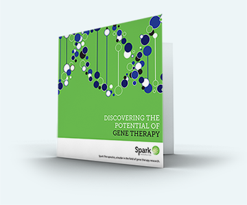 Brochure: Discovering the Potential of Gene Therapy