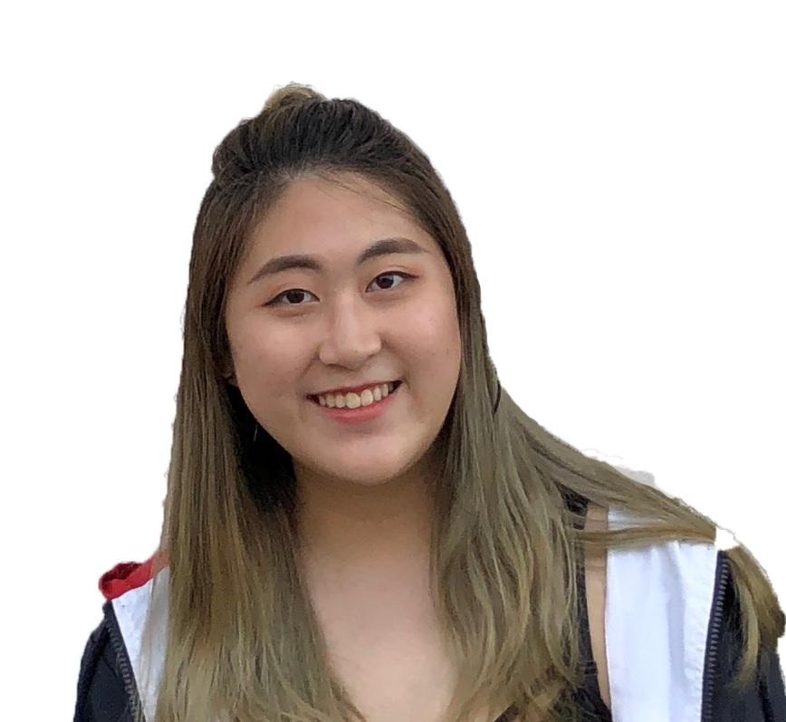 Bella Chen → Marketing intern