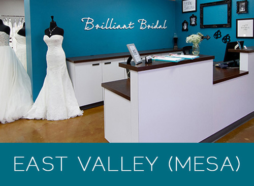 Book Your Appointment — Brilliant Bridal