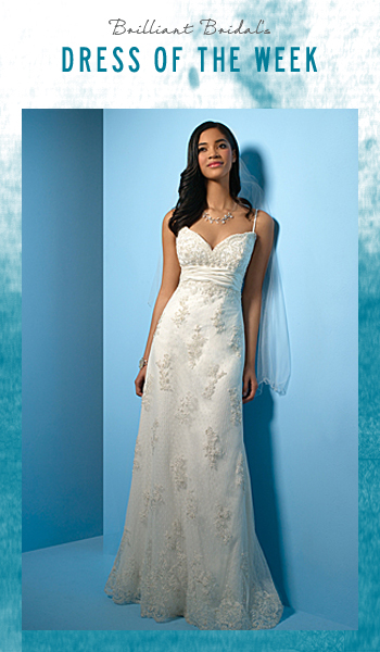 Dress of the Week - Alfred Angelo Wedding Dress Style 2000 ...