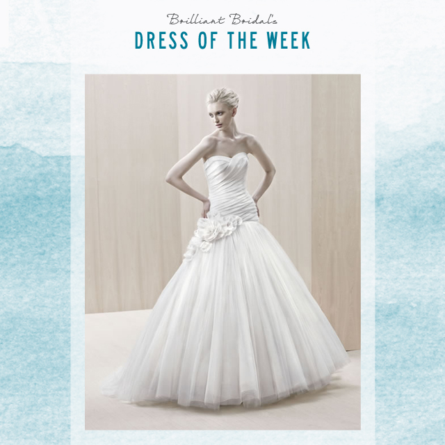 Phoenix Store Dress of the Week - Tulle Bridal Gown by Enzoani ...