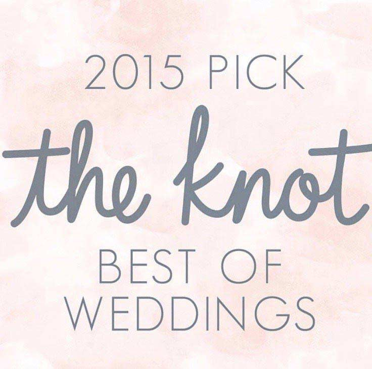 the knot best of weddings 2015