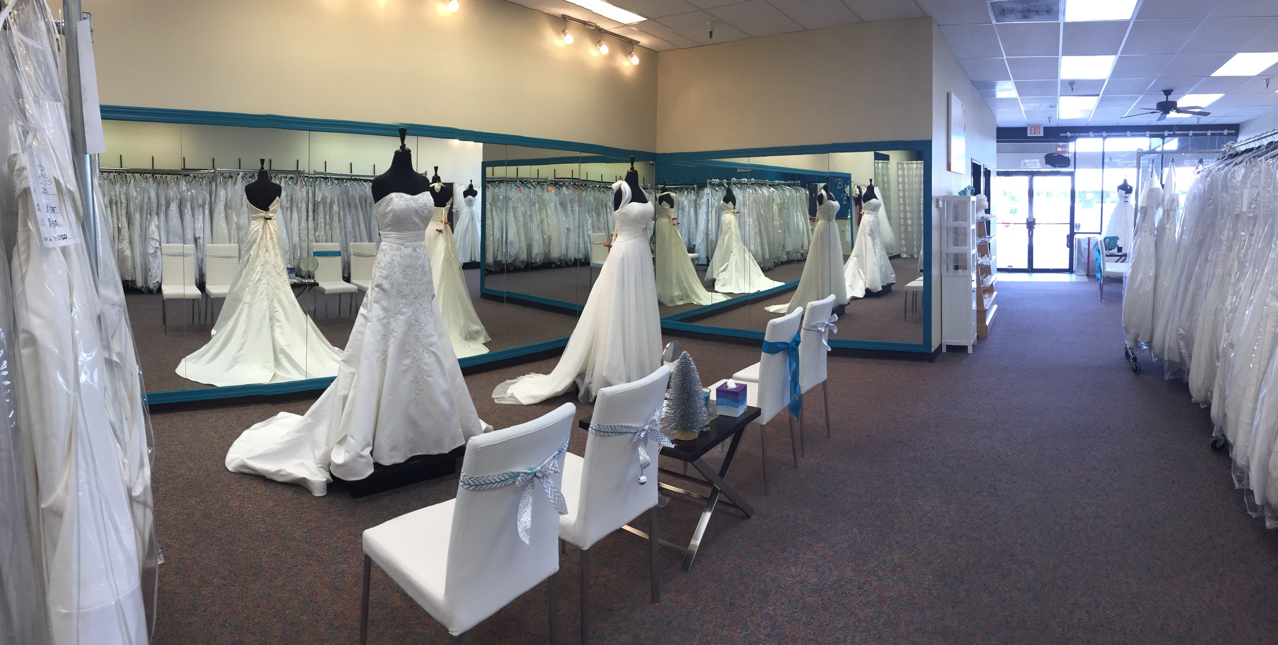 new look phoenix bridal store