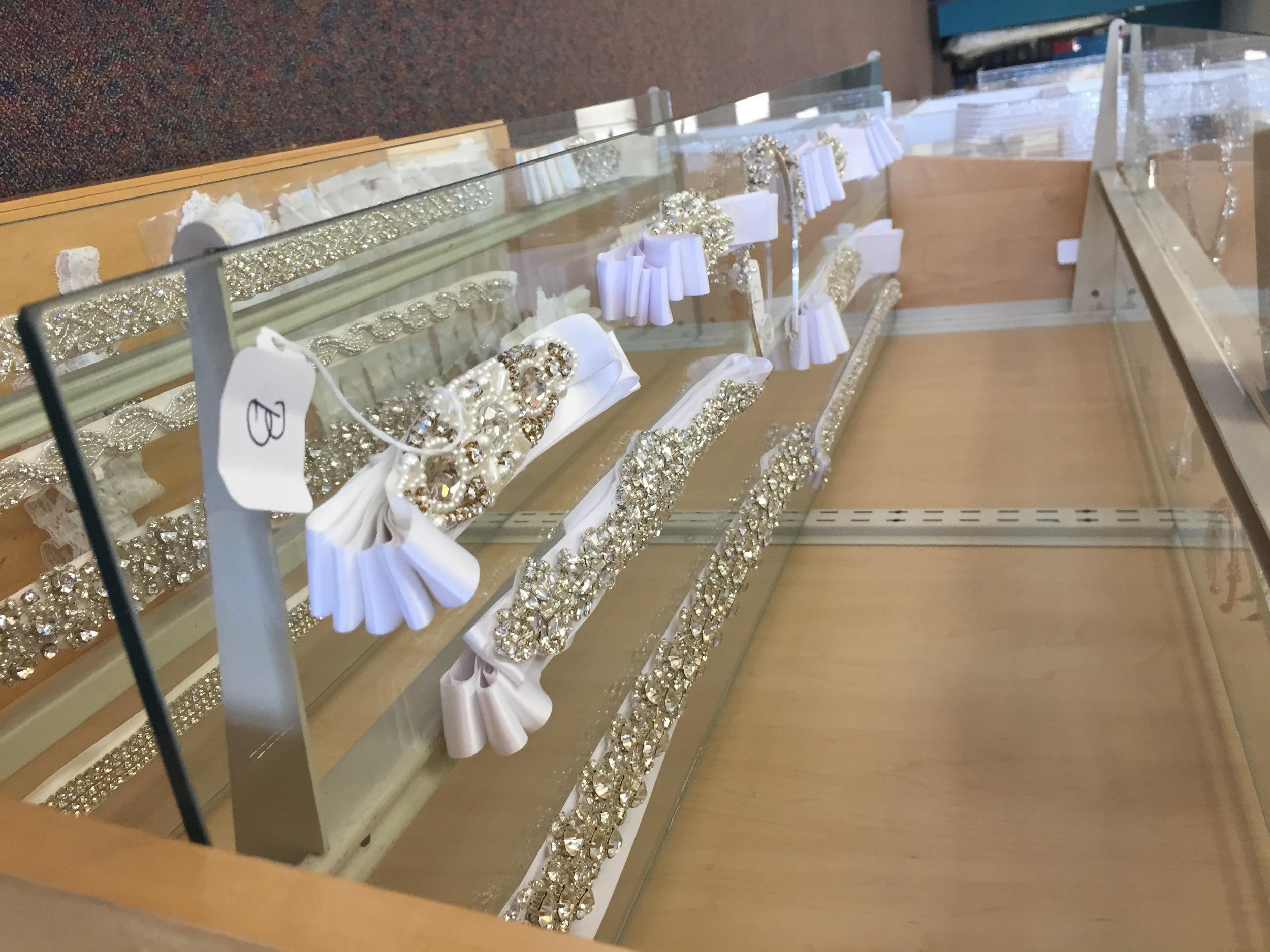 Phoenix bridal store accessories