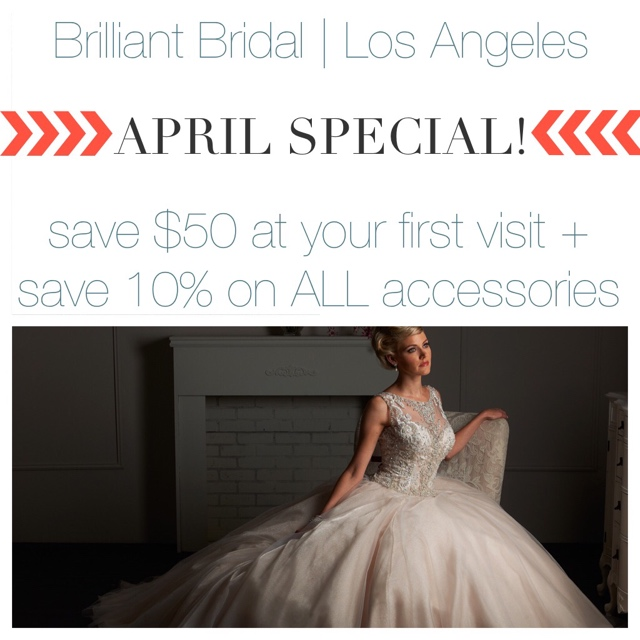 LA bridal store