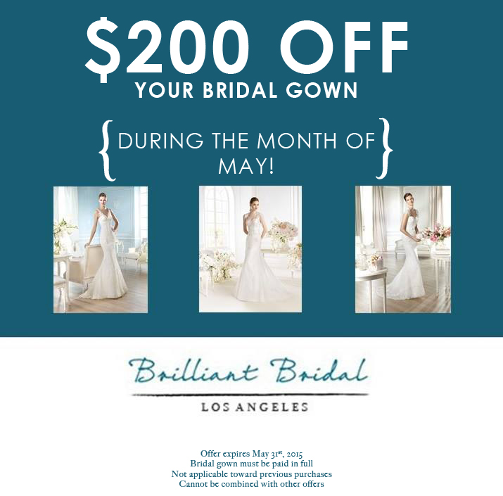 Los Angeles bridal boutique