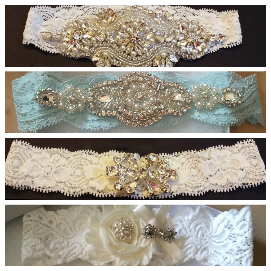 arizona bridal garters