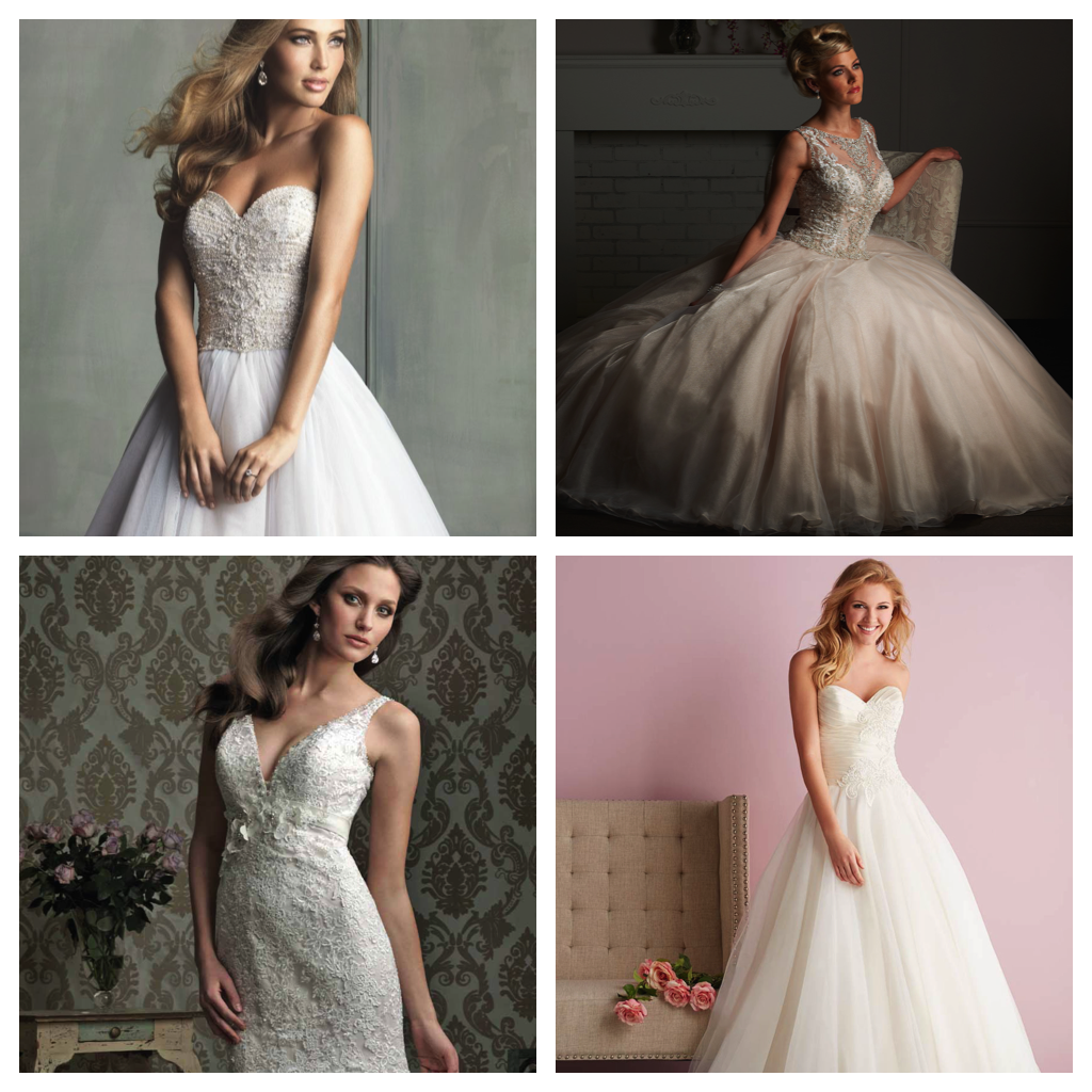 Stunning Champagne Wedding Dresses at our Los Angeles / Whittier ...