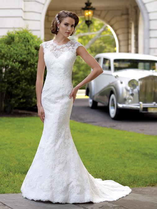 las vegas bridal gown