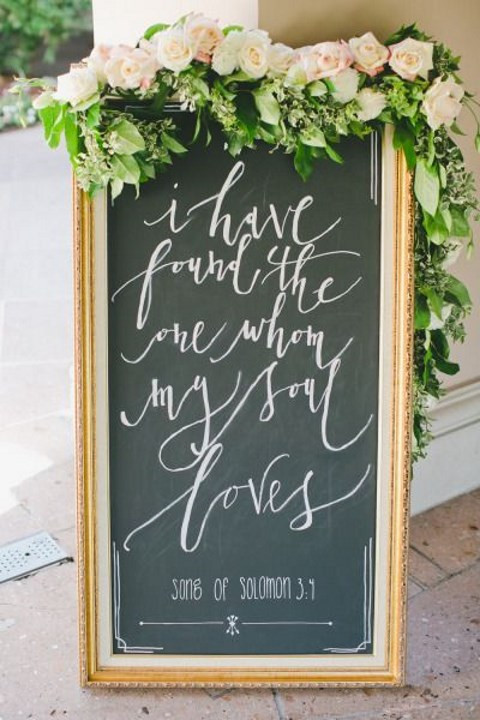 Wedding Wednesday How To Incorporate Inspirational Quotes Into