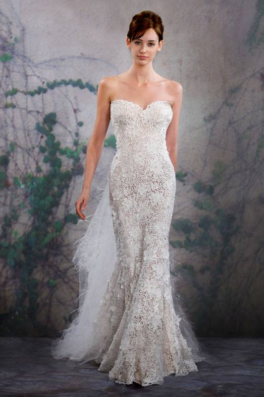 Jenny Lee 1318 - Available at our Denver store - Natural, Size 10, MSRP: $ 6,950 Brilliant Bridal Price: $ 3,475