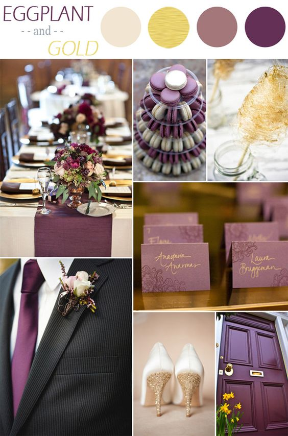 Fall Wedding Color Trends To Look Forward To Brilliant