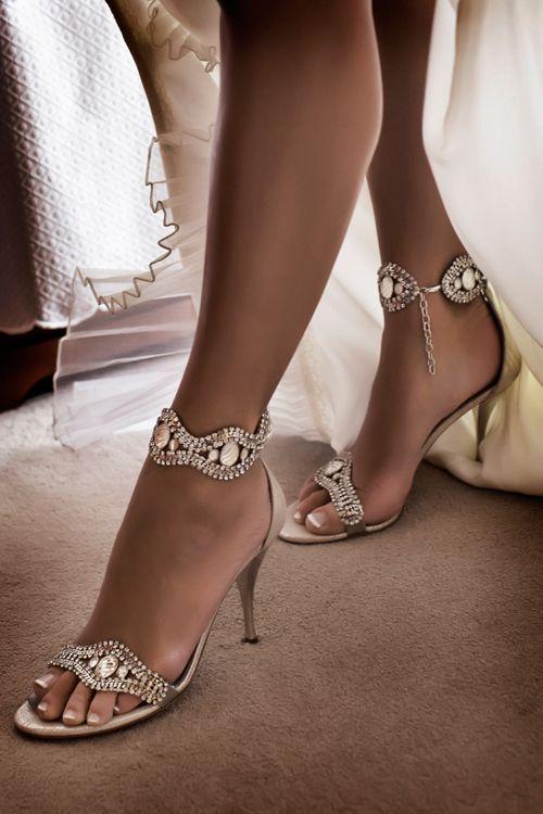 63fe1d485f6 Let s Talk Wedding Shoes — Brilliant Bridal