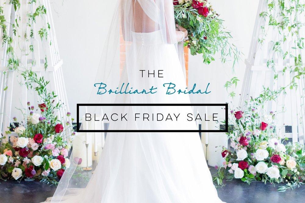 bridal black friday sale 2016
