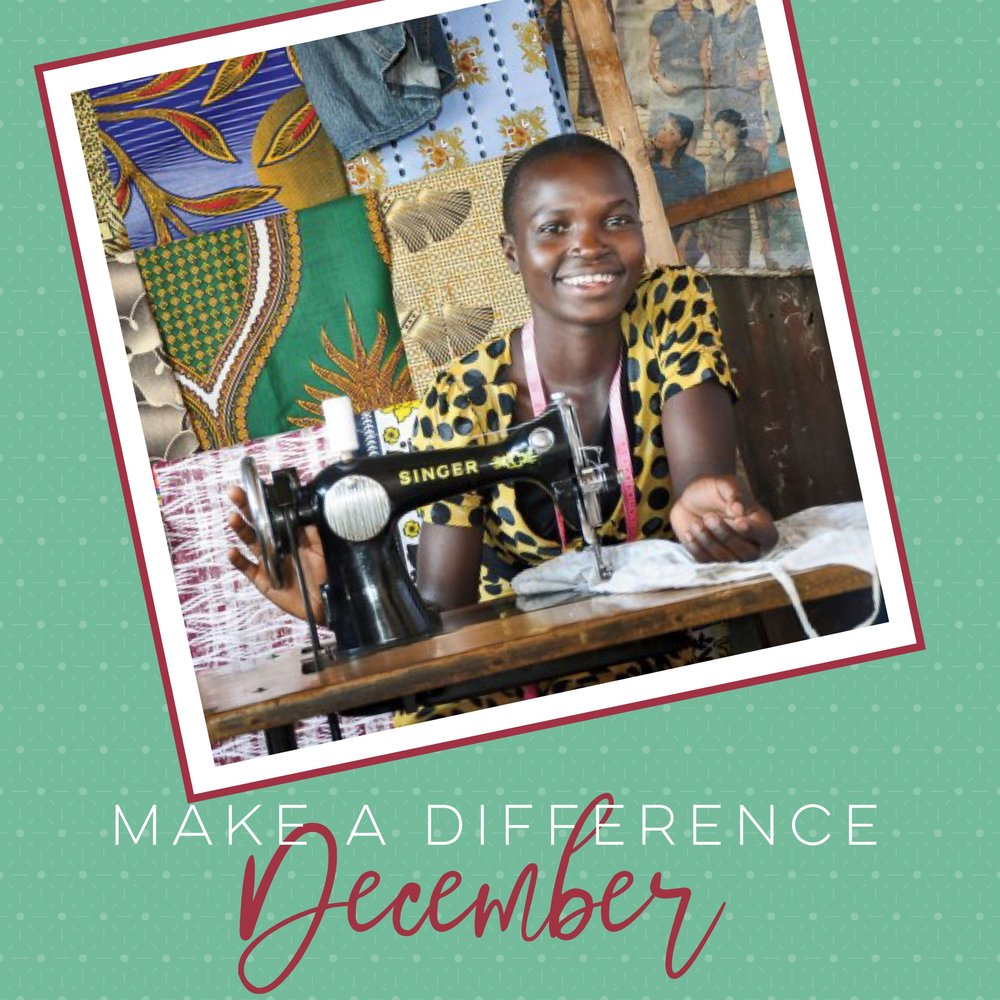 make a difference december