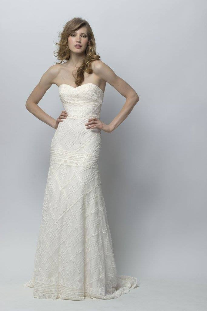 1113f4b86fe5 Watters Emerson Size 10. Ivory Retail Price $1440