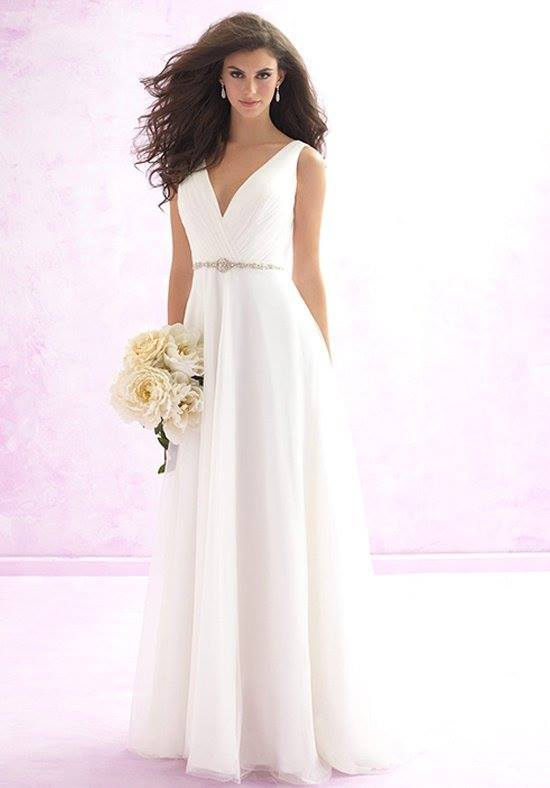 240a09687d77 Madison James MJ115 EAST VALLEY: Size 16 PHOENIX: Size 12. Ivory Retail  Price $999. Our Price $699