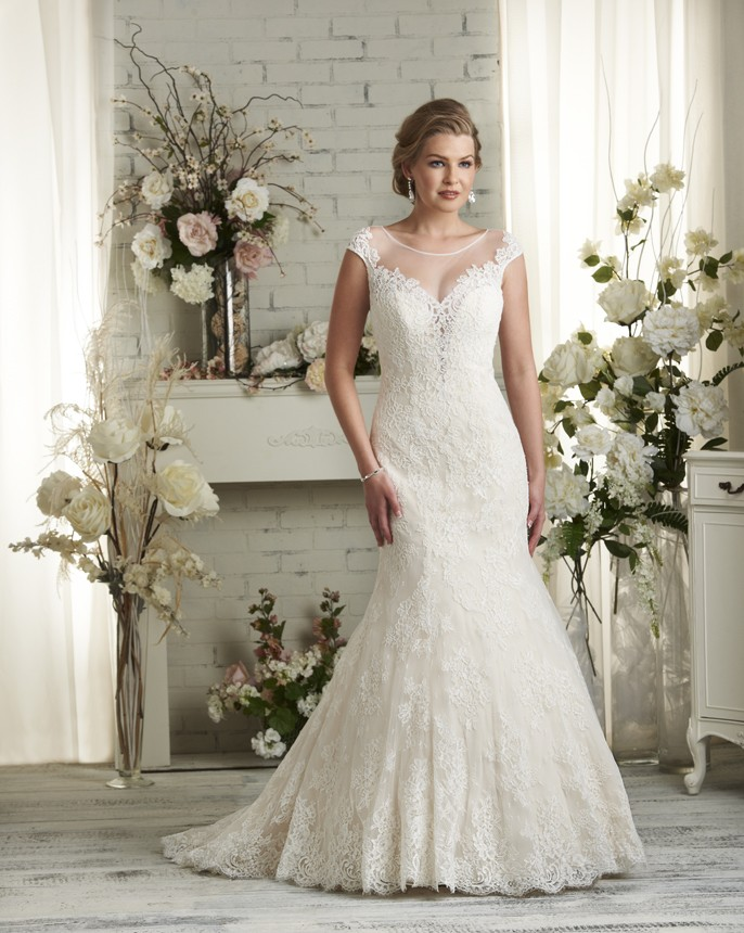 New Spring Inventory Brilliant Bridal