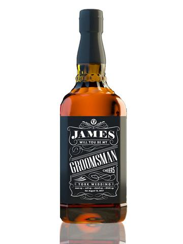Booze brolabel From groovy groomsmen Gifts $7.99