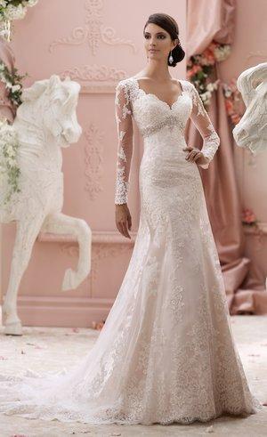 New Arrivals David Tutera Mikaella More Brilliant Bridal