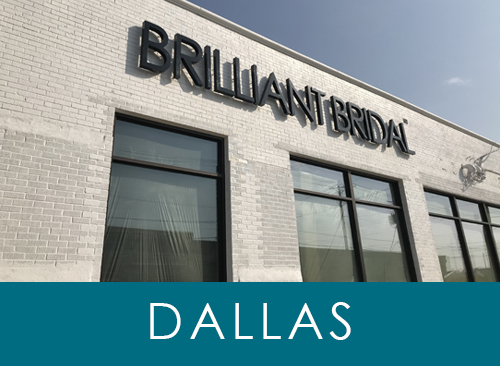 DALLAS bridal store
