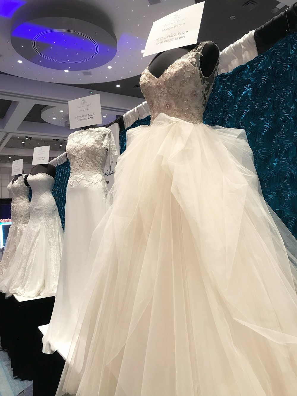Brilliant Bridal Wedding Dresses At The Rocky Mountain Bridal Show
