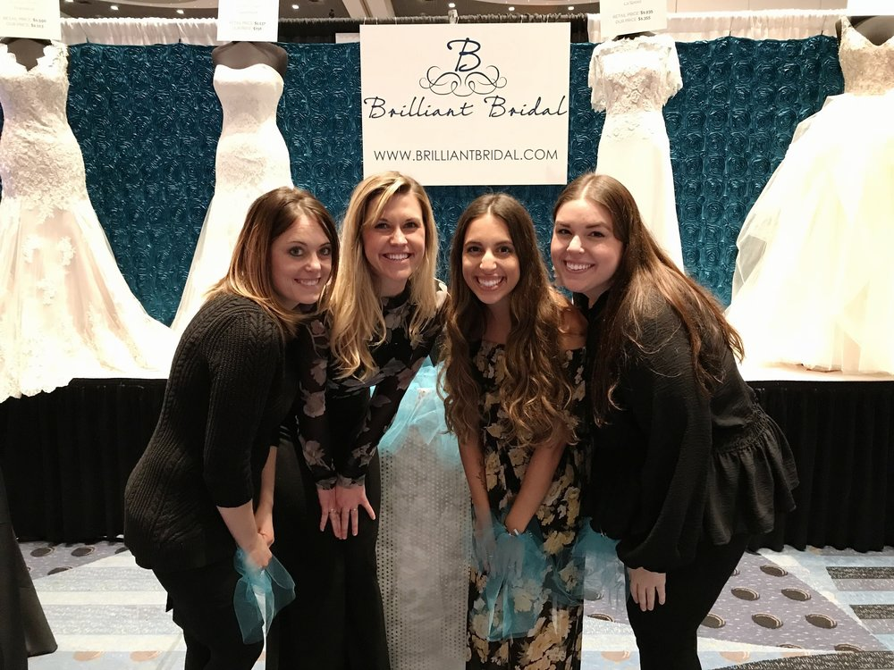 Brilliant Bridal At The Rocky Mountain Bridal Show