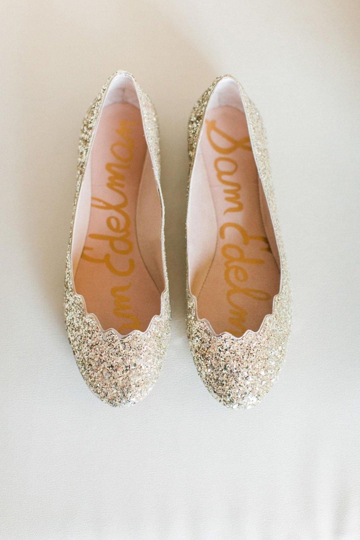 gold ballet flats wedding shoes.jpg