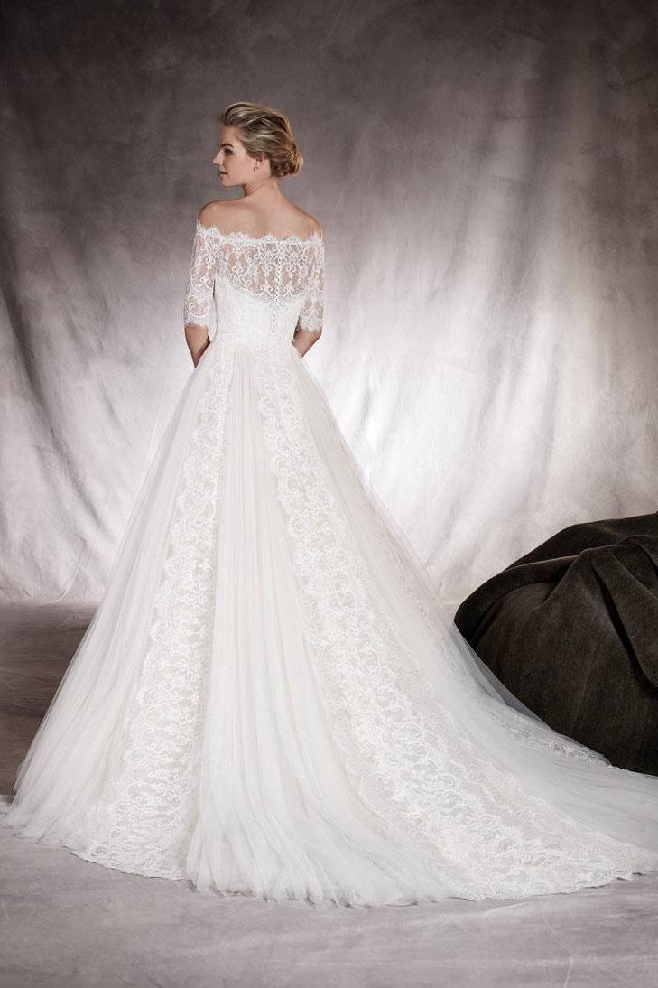 Brilliant Bridal - Las Vegas Published by Brilliant Bridal Page Liked · March 25 ·    Pronovias Avila .jpg