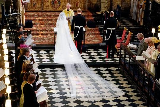 meghan+and+harry+royal+wedding