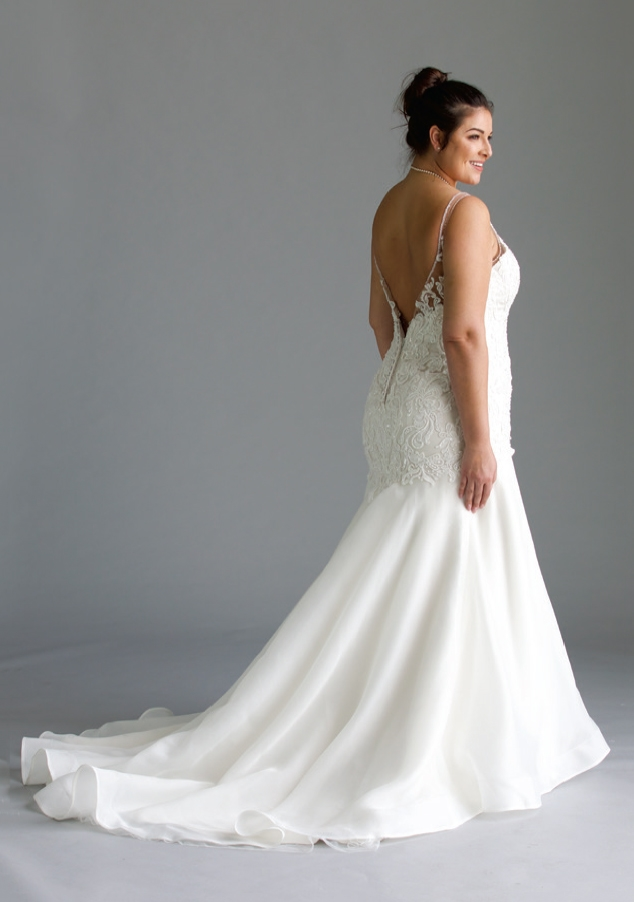Plus Size Wedding Dress at Brilliant Bridal