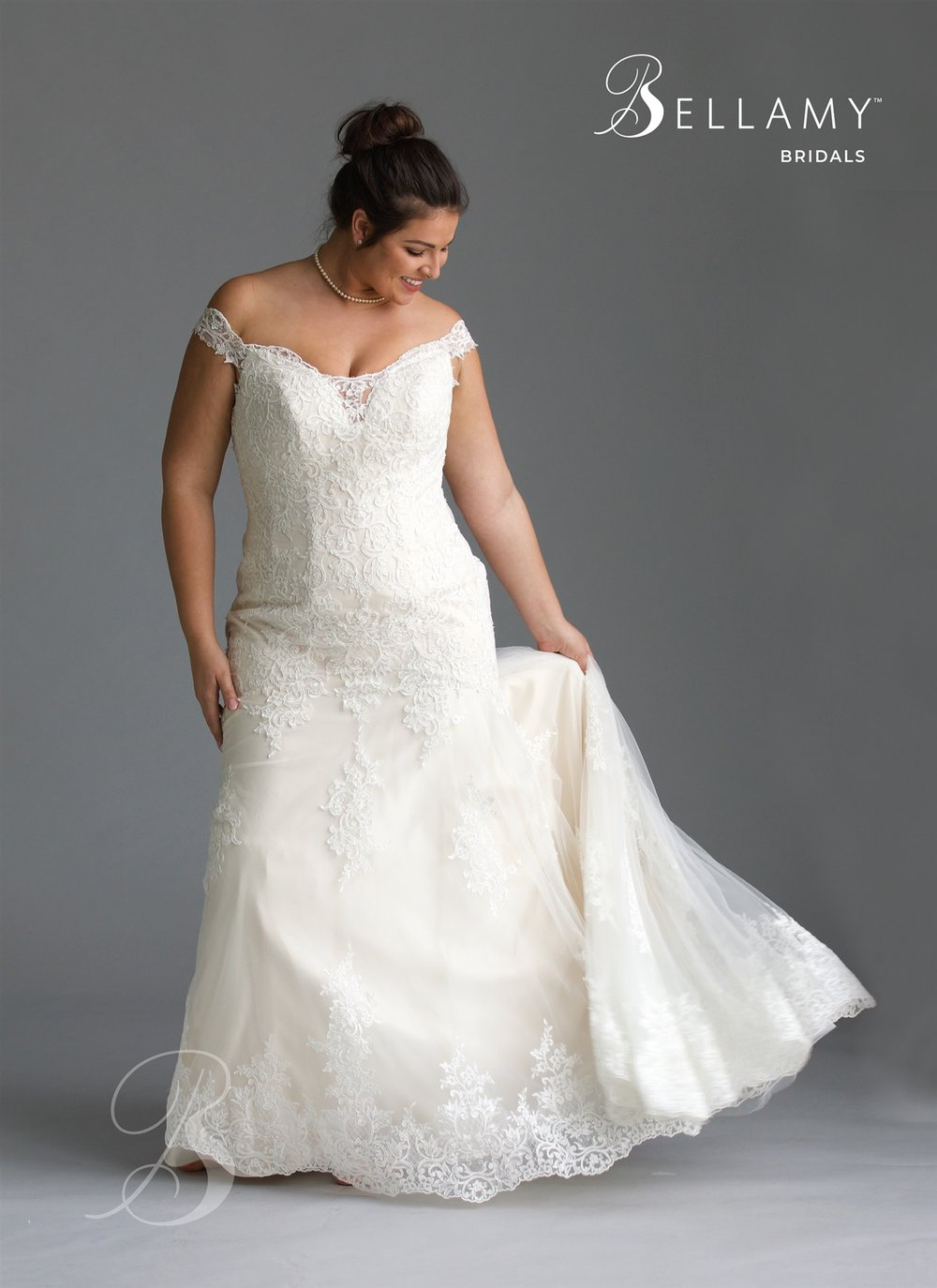Plus Size Dress at Brilliant Bridal