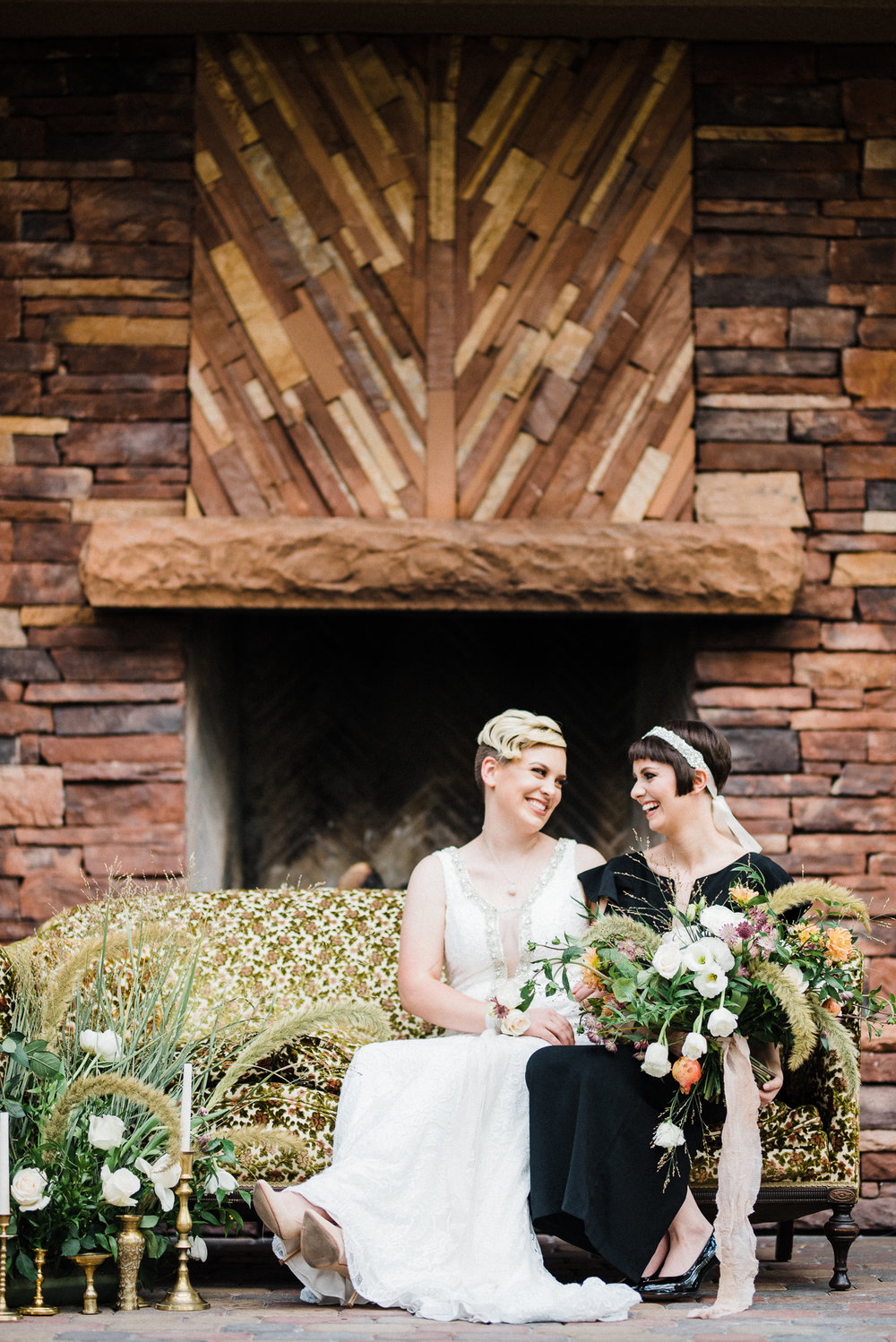 Vintage Meets Modern Same Sex elopement Kristen Kay Photography-7290.jpg