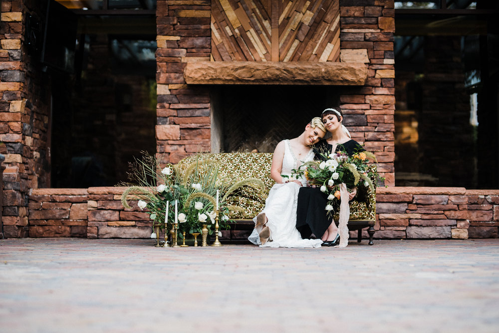 Vintage Meets Modern Same Sex elopement Kristen Kay Photography-7332.jpg