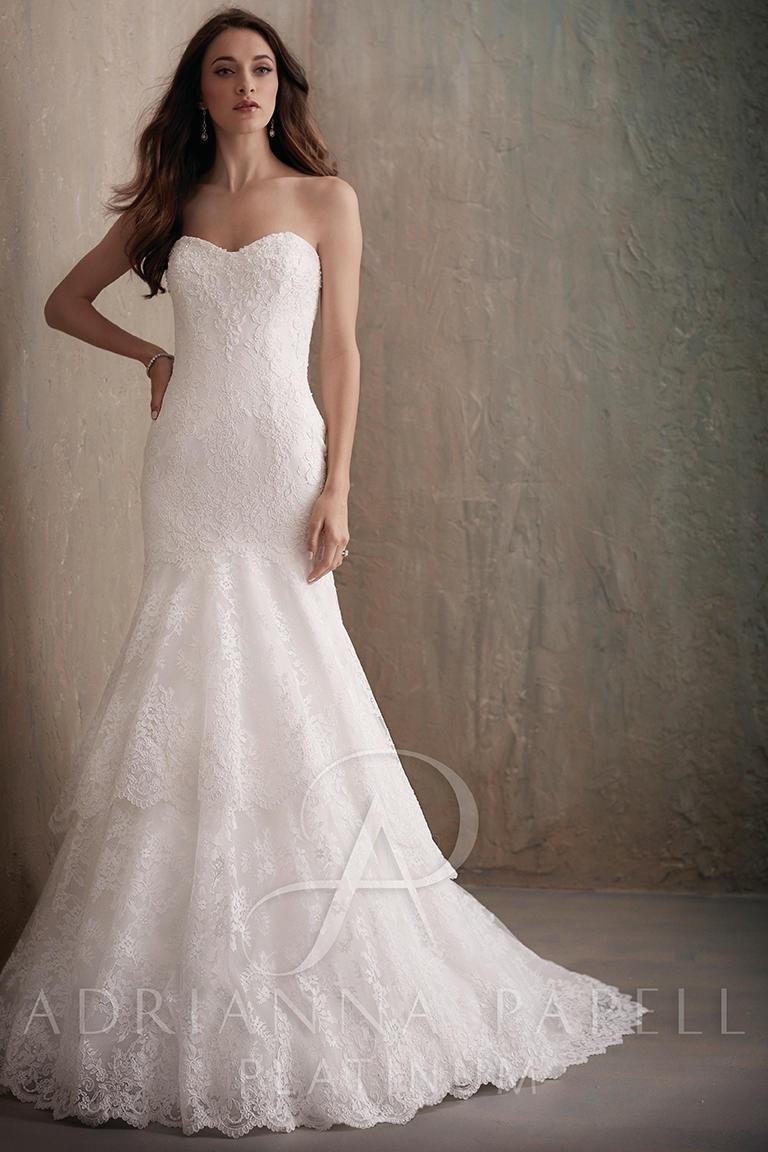 Adrianna Papell 31017 Ivory // Retail Price $1209 | Our Price $930