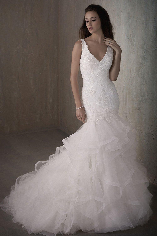 Adrianna Papell 31015 Ivory // Retail Price $1073 | Our Price $825