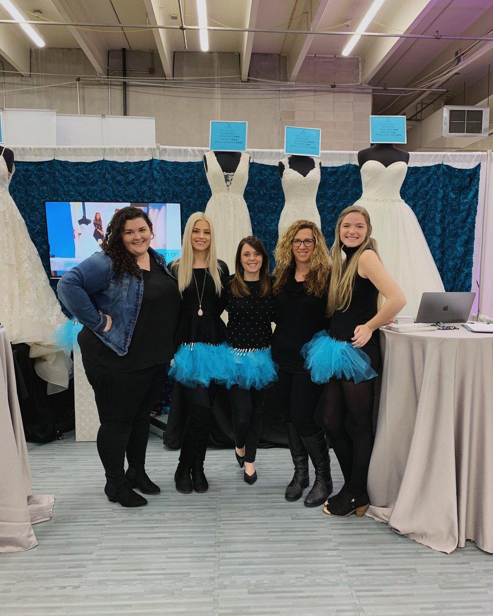 Brilliant Bridal Team