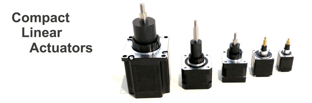 Compact Linear Actuators
