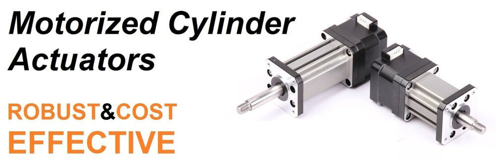 Electric Cylinder Linear Actuators