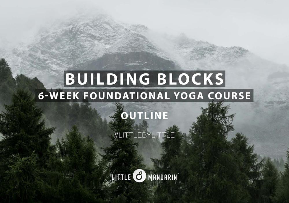 Beginners Yoga Course at Little Mandarin Yoga Studio