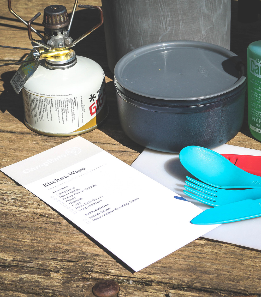 Kitchen packing guides make sure you bring exactly the right tools