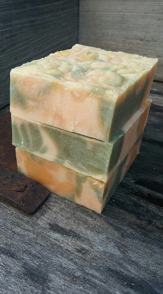 Litsea Cubeba Soap - Natural Astringent - Spa Ba