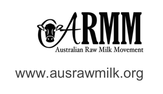 raw milk in victoria australia