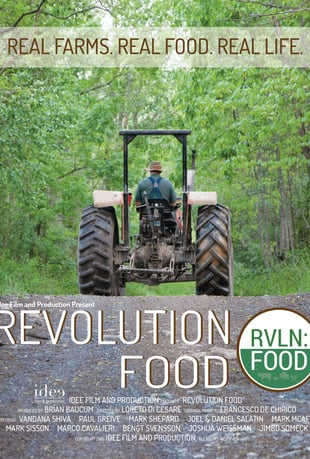 Revolution: Food:  Real Farms, Real Food, Real Life